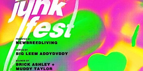 JUNK FEST tickets