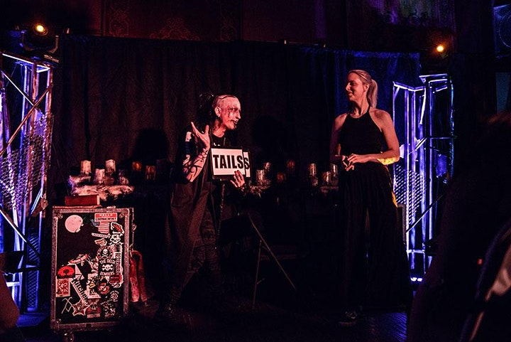 Shock Illusionist Dan Sperry : MAGIC SHOW At The Griffin image