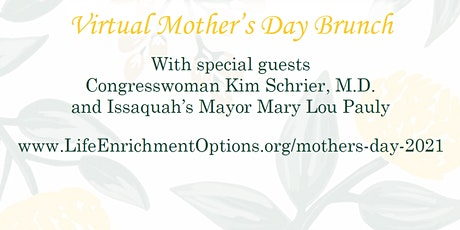 2021 Virtual Mother's Brunch tickets