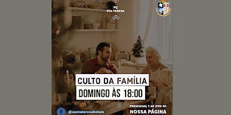 Culto Presencial-Pq Santa Teresa ingressos