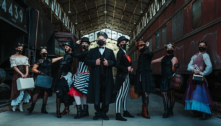 Circus of Worldly Wonders - A Steampunk Ballet image