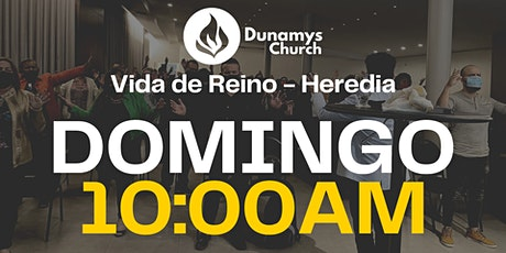 Inauguración Dunamys Church - Heredia entradas
