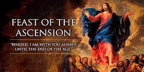 Solemnity of the Ascension of the Lord tickets