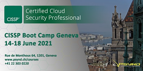 CISSP Preparation Boot Camp Geneva | June 14-18 tickets