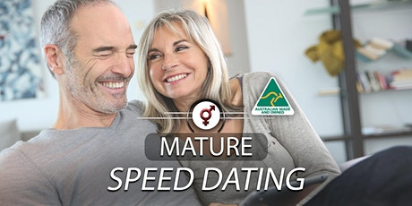 Mature Speed Dating | Age 52-70 | May tickets