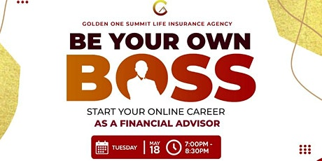Financial Advisor Career Preview tickets