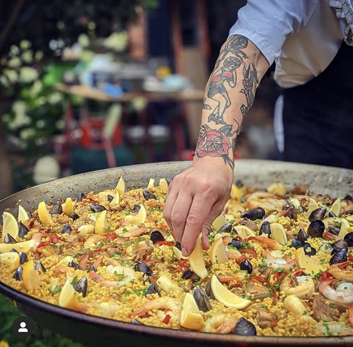 Crispy Balls Spanish  Spectacular, Moregeous Dining Experience image