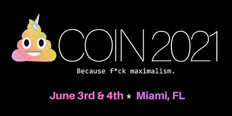 Shitcoin 2021 tickets