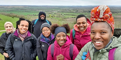 Steppers UK - #ToThePeaksAndBack - Thors Cave tickets