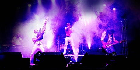 Queen Alive Live at The RhodeHouse, Halloween Weekend. tickets