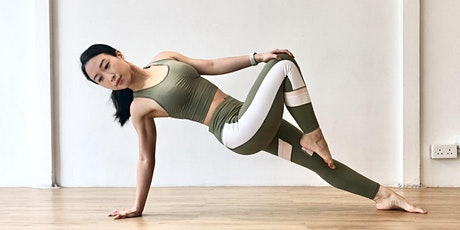Melody  x Sweaty Betty: Yoga for Neck, Shoulders & Hips  (Bilingual) tickets