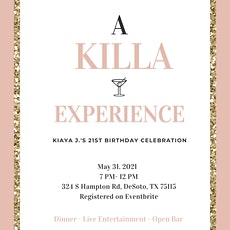 A Killa Experience tickets