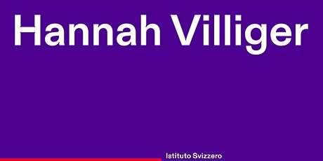 Hannah Villiger. Works/Sculptural - SABATO biglietti