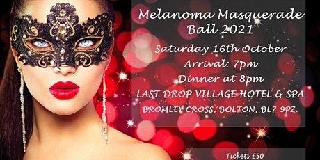 Melanoma Masquerade Charity Ball tickets
