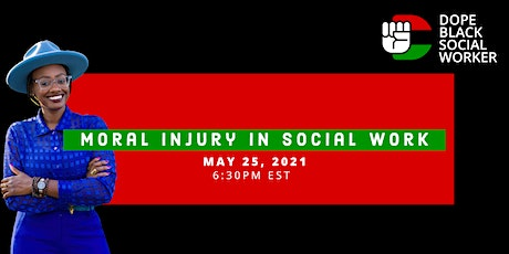 Moral Injury in Social Work tickets