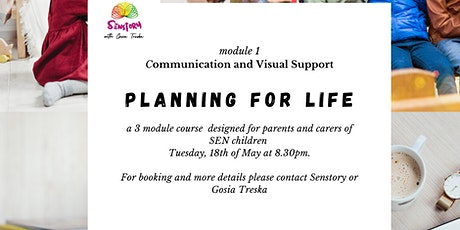 planning for life-Communication and Visual Support tickets