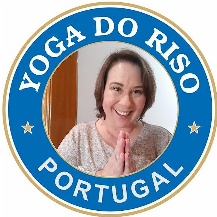 imagem Sessão Yoga do Riso