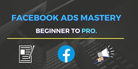 Facebook Ads Mastery -  From Beginner to Pro! (Weekends) billets