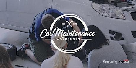 Autoco Car Maintenance Workshop - CHC#1 tickets