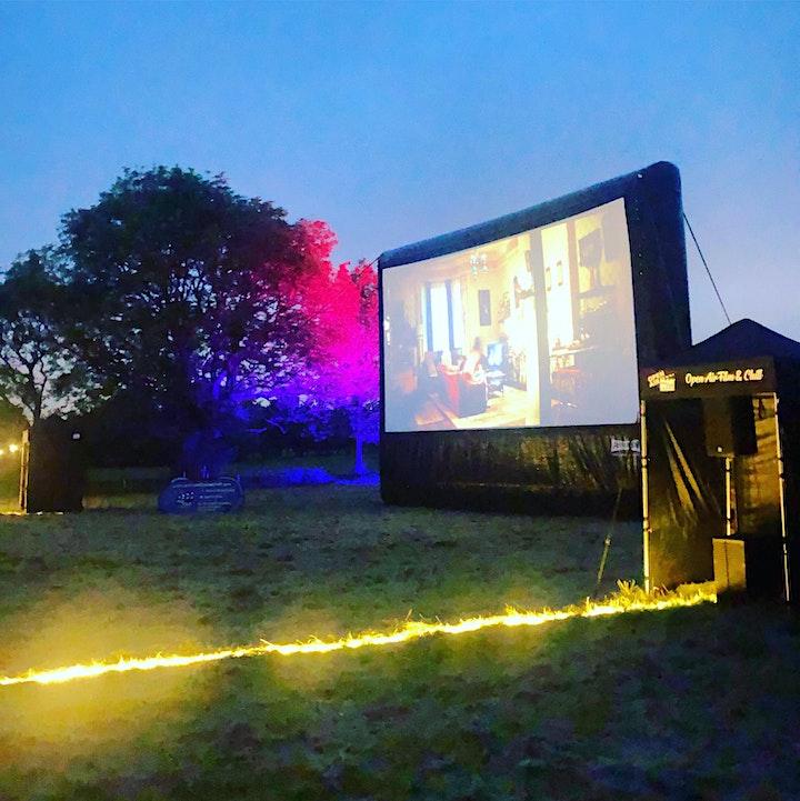 Top Gun (12A) Outdoor Cinema experience  at Wolverhampton Racecourse image