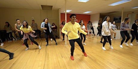 Bollywood Dance with Shawn - at Viva Dance Studios tickets
