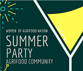 Women of AgrFood Nation Community Party 2021 tickets