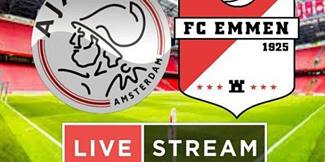 ONLINE@!.AJAX - EMMEN LIVE OP TV ON 02 MAY 2021 tickets