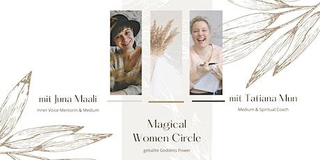 Magical Woman Circle Tickets