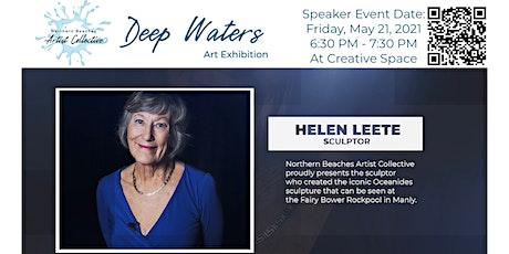 An Evening with Helen Leete tickets
