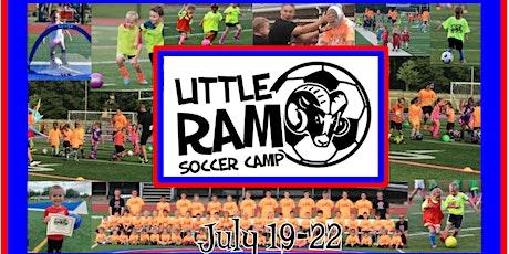 The Little Ram Soccer Camp 2021 tickets