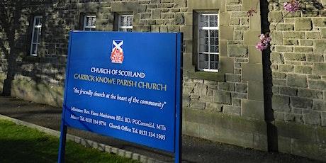 Carrick Knowe Church Sunday Worship 9 May 2021 tickets