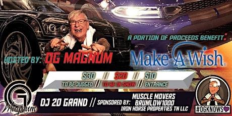 3MC Mopars & More Car Show tickets