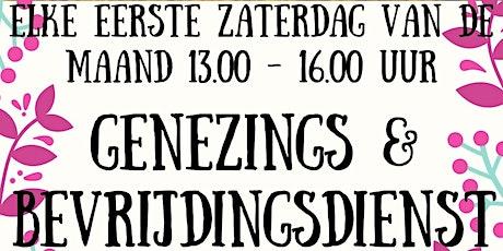 Genezing- en bevrijdingsdienst tickets