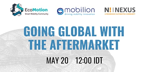Going Global With The Aftermarket tickets