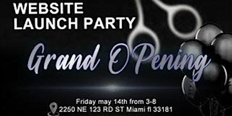 Zannannastore launch party tickets