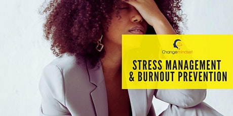 Stress management & burnout prevention tickets