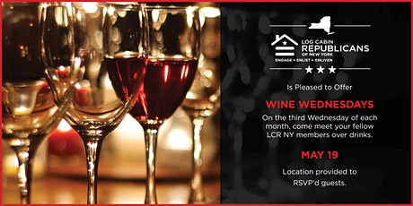 LCR NY Monthly Wine Wednesday tickets