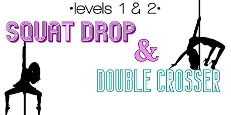 Thursday 5/27-- Levels 1 & 2  PoleLite 6:30-8pm tickets