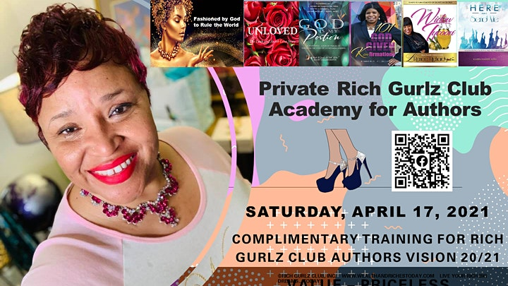 L Renee LuXury Rich Gurlz Club SPA Weekender FUNraiser(July 20/21-Chicago) image
