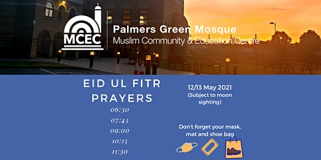 Eid ul Fitr Prayers: 9:00am tickets