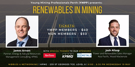 Renewables in Mining tickets