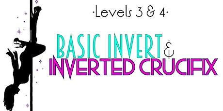 Monday 5/31--Levels 3 & 4 Intermediate/ advanced pole 7-8:30pm tickets