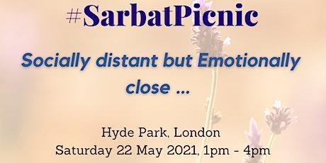Sarbat Spring Picnic in London tickets