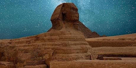 Virtual Egyptology Tour: The Giza Plateau – More Than Just Pyramids tickets