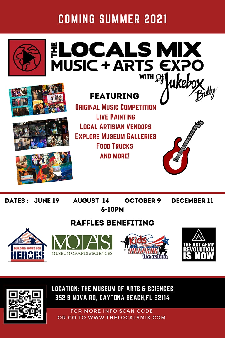 The Locals Mix 2021 Music + Arts Expo image