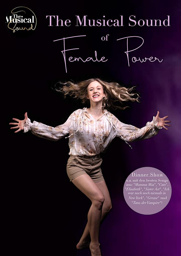 Musical Dinner Show: The Musical Sound of Female Power: Bild