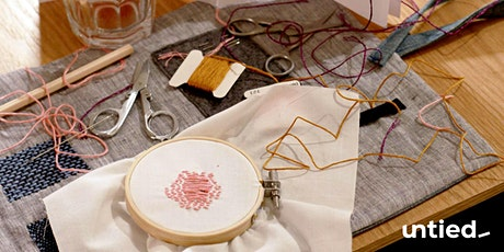 Untied | Mending and garment care workshop tickets