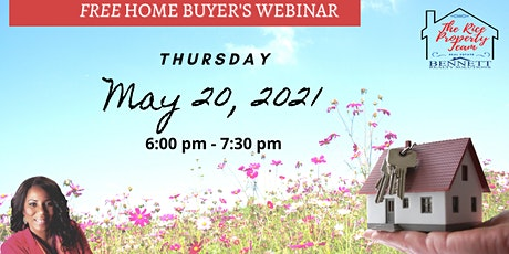 FREE HOME BUYER'S  WEBINAR tickets