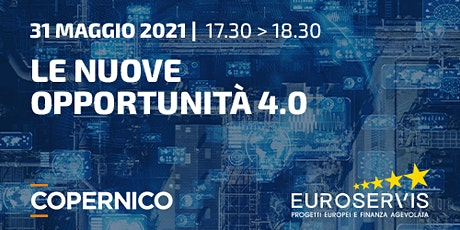 Obiettivo EU | Tutte le opportunità del 4.0 per la tua impresa biglietti