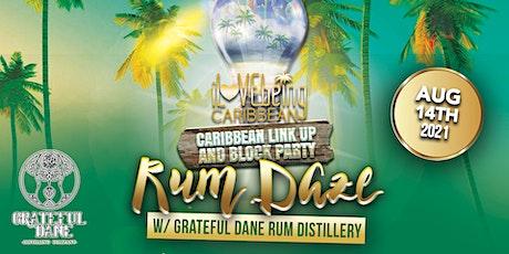Rum Daze: Caribbean Linkup & Block Party tickets